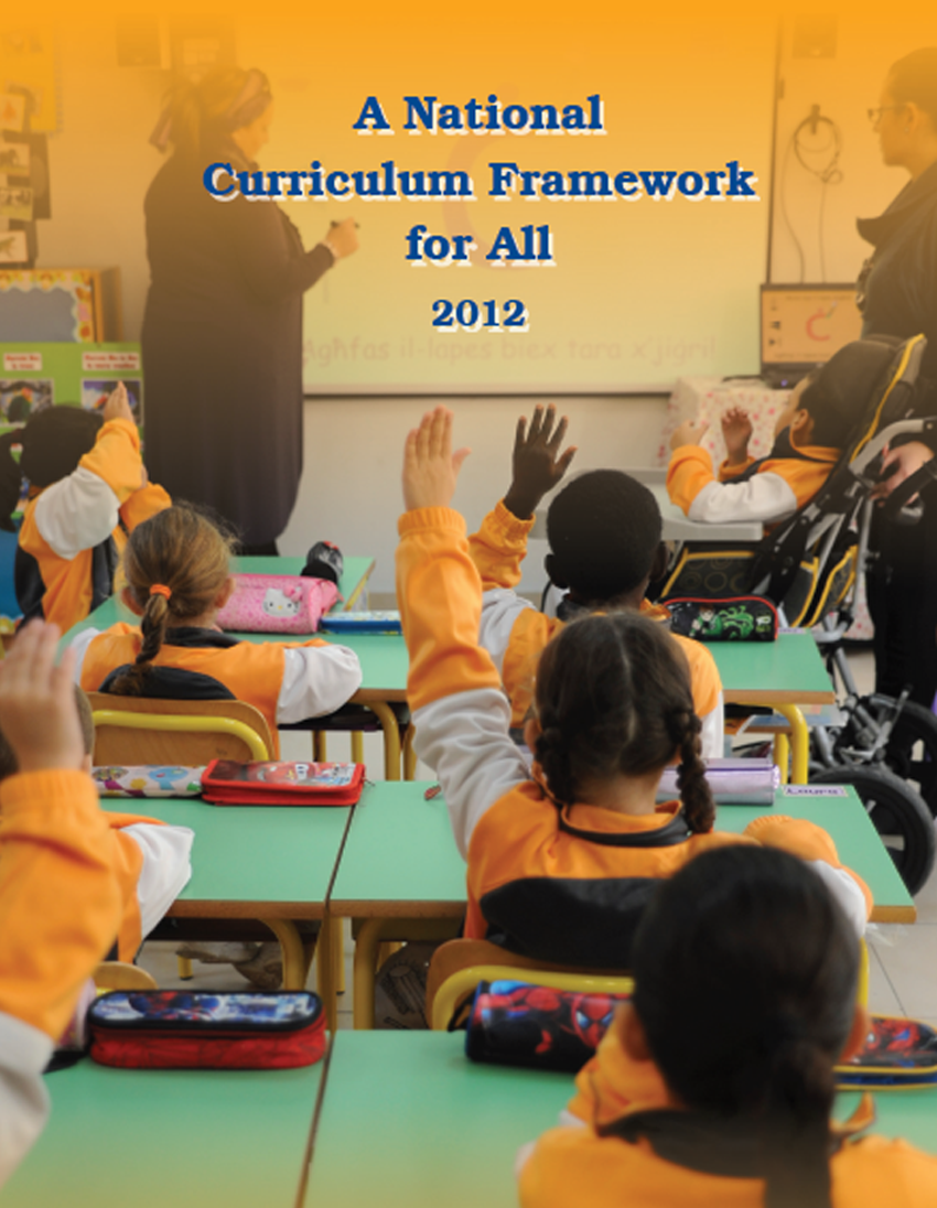 Click here to download The National Curriculum Framework